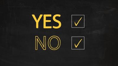 Sales มืออาชีพ Say Yes อย่างเดียวไม่ได้