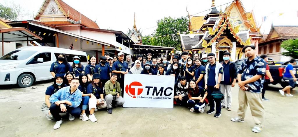 TMC OCC ร่วมบริจาคในโครงการเติมฝัน ปันน้ำใจ ให้น้องจากใจเพื่อนพี่น้อง ปีที่ 5