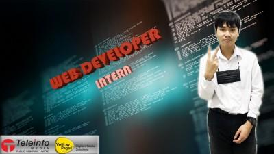 ประสบการณ์ฝึกงาน Web Dev ของน้องเคนที่เป็นนักซิ่ง