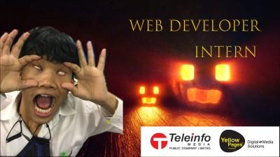 ประสบการณ์ฝึกงาน Web Dev ของน้องโอที่เป็นนักสู้